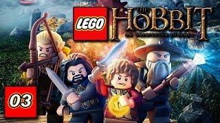 Lego The Hobbit (#3) Thorin Dębowa Tarcza