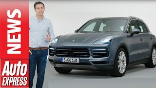All-new Porsche Cayenne: full details and specs on the 2018 SUV. Auto Express.
