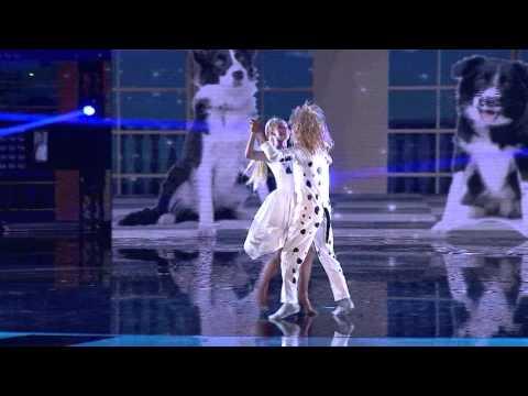 Dance with me Albania - Best of Markela & Cekja (nata finale)