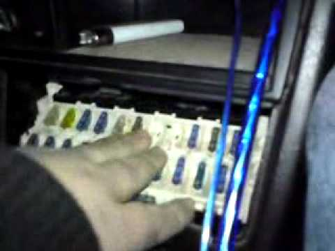 2007 passat fuse box diagram byta s  kring i bil youtube  byta s  kring i bil youtube