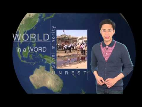 Học tiếng Anh qua tin tức - Nghĩa và cách dùng từ Unrest (VOA)