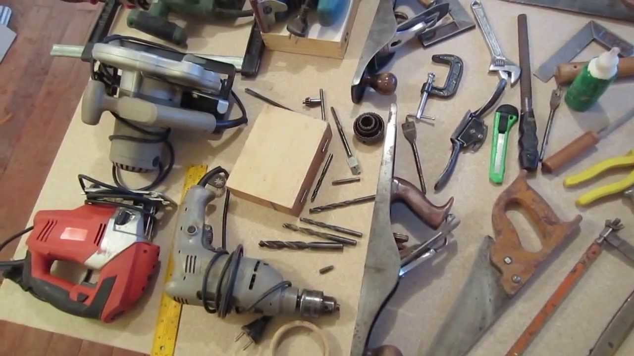 Herramientas de carpinteria en madera youtube - Carpinterias de madera en madrid ...