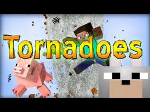 Minecraft 1.5.2-Como Instalar MOD DE TORNADOS | Miguelfl7