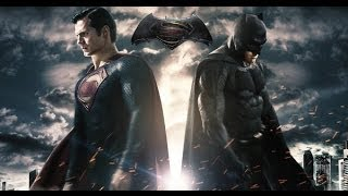 Batman Vs Superman: Dawn Of Justice Trailer Ben Affleck