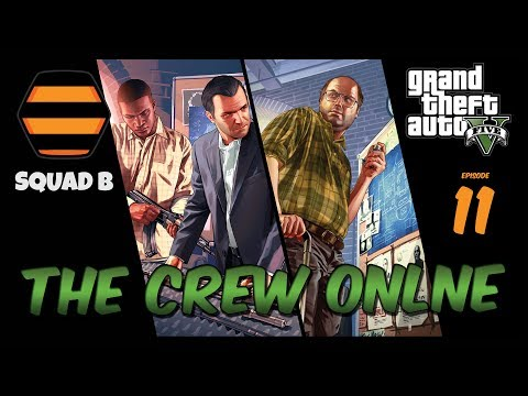 GTA5 ONLINE Ep 11 - 'DRY DOCKING' Shooting Fools the only way we know how... badly