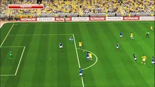 PES 2014 FIFA World Cup Brazil 2014 Colombia Vs Brasil
