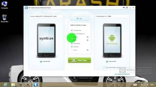 [Copy Symbian Nokia Contacts to Android LG Optimus Phones]