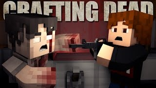 "Minecraft Crafting Dead - ""Thinning the Horde"" #1 (The Walking Dead Roleplay S8)"