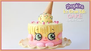 Shopkins Ice Cream Kate | Renee Conner