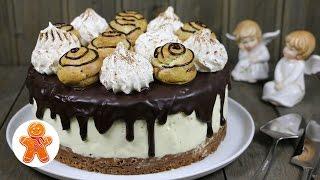 Торт низкокалорийный из сметаны фото 5