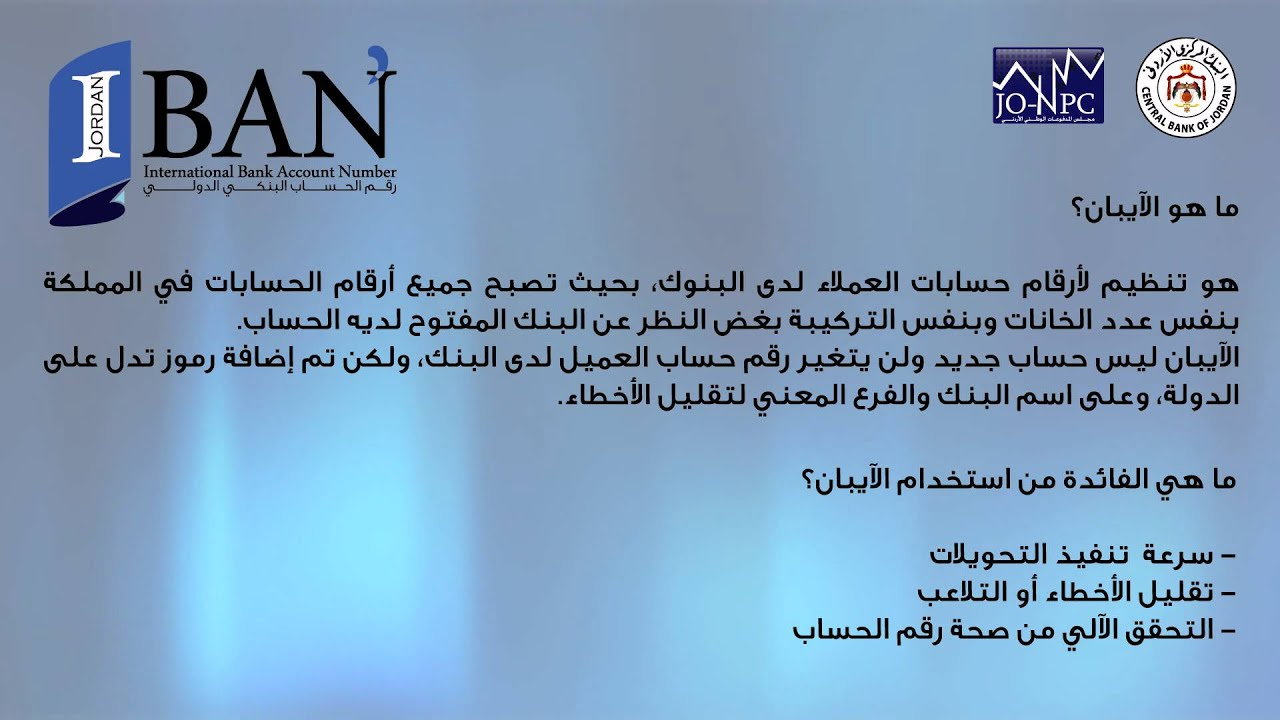 Iban forex bank