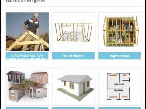 Permiso para construir segundo piso caracter sticas del sistema prefabricado - Requisitos para construir una casa ...
