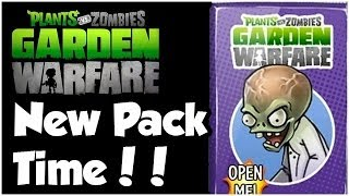 Plants vs. Zombies Garden Warfare Walkthrough - NEW ZOMBIE PACKS!! (1080p HD)