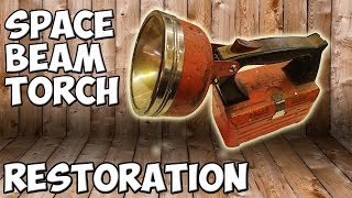 1970's  Space Beam Torch - Lets Restore It