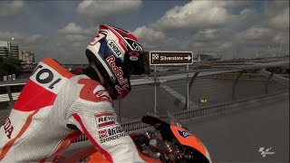 Marquez's Fast Track To Silverstone