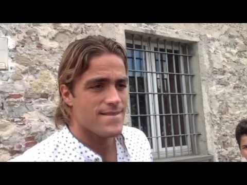 Prima intervista Alessandro Matri Genoa