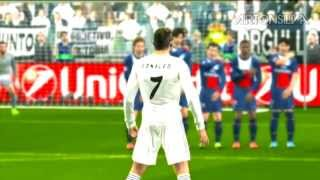 PES 2014 Free Kick Compilation #1 HD