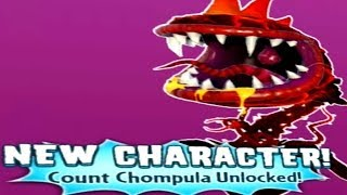 How To Unlock Count Chompula New RARE Character In Plants