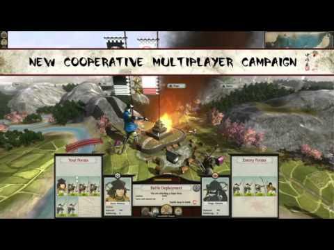 Total War: Shogun 2 - видео-обзор мультиплеера