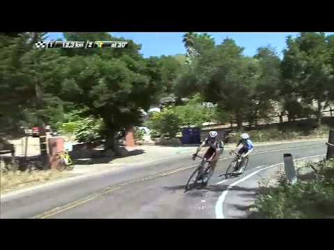 2013 Amgen Tour of California Stage 4 Highlights