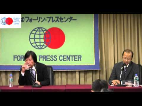 "FPCJ Press Briefing ""Obama's Asia Trip and Japan-US-China-ROK Relations"""