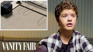 Stranger Things' Gaten Matarazzo Takes a Lie Detector Test   Vanity Fair