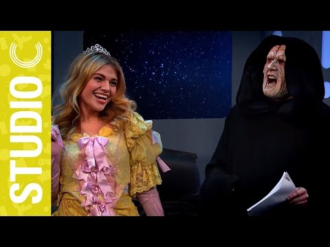 Star Wars Episode VII Rehearsal Leaked - Studio C