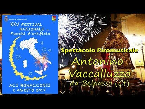 ACI BONACCORSI (Ct) - Santo Stefano 2017 - Antonino VACCALLUZZO
