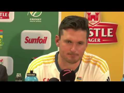 Graeme Smith on retirement: 'The time was right for me'