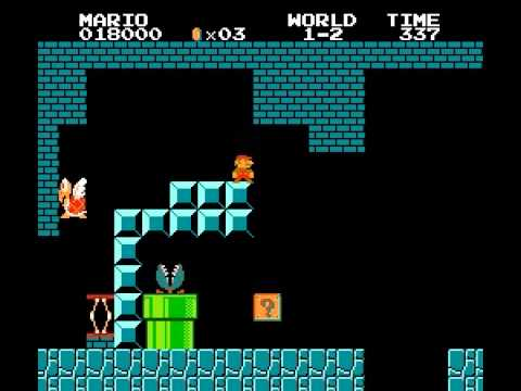 Sirius Mario Bros 1 - Vizzed.com Play 1-2 - User video
