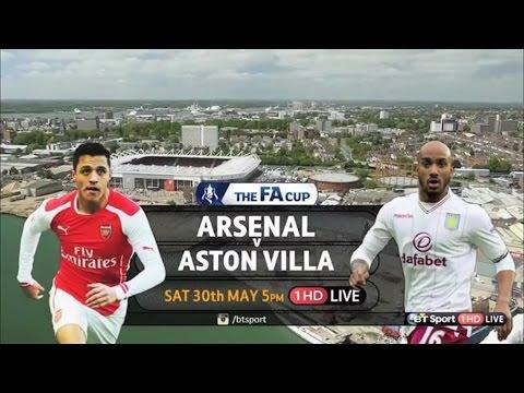 FA Cup決賽前哨戰!阿迷賽前與維拉官方會長論戰賽前