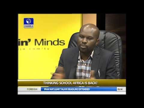 Rubbin' Minds: African Youths Think Solutions To Africa's Problems Part2