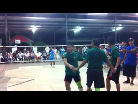 Labor Day takraw tournament in Houston