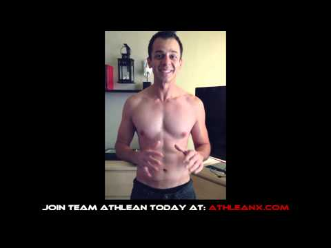 ATHLEAN-X Review -- Slashes body fat and got SIX PACK ABS