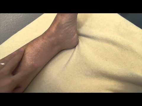 皮肤湿疹治疗:谭无边老师针法治疗肘部皮肤湿疹,一次显效--新西兰案例