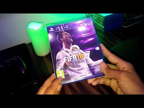 FIFA 18 Ultimate Team Unboxing For Ps4 In Hindi - #GameCompilo