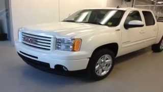 "2013 GMC Sierra 1500 4WD Crew Cab 143.5"" SLT 4 Door Pic videos"
