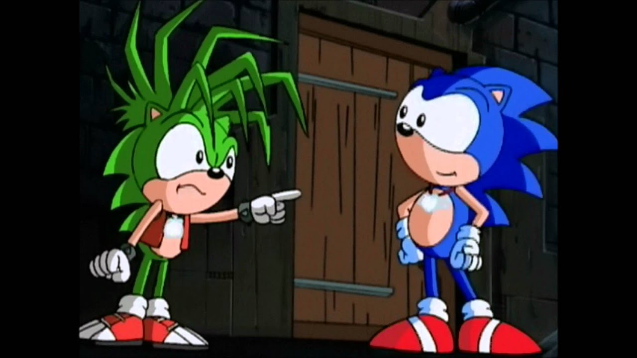 Sonic Sonia and Manic