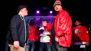 SMACK/URL PRESENTS: ROSENBERG RAW vs BIGG K