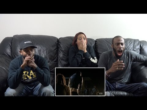 REACTION to The Walking Dead SEASON 7 Episode 1 (BOTH NEGAN KILLS - ONLY)