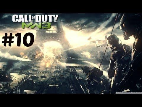 Call Of Duty Modern Warfare 3 Gameplay Walkthrough Part 10 Iron Lady  Mission 10
