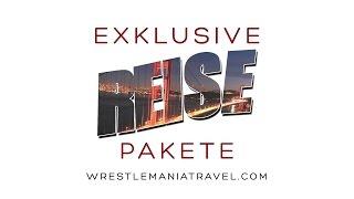 Exklusiven Reise-Pakete für WrestleMania 31