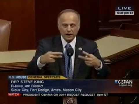 Reps King &amp; Barletta Spoke Against Amnesty on House Floor