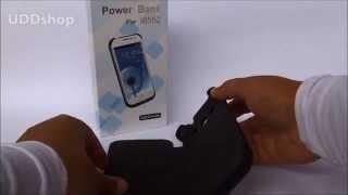 Capa Com Bateria Samsung Galaxy WIN I8550 I8552