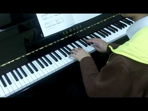 Trinity Guildhall Piano 2012-2014 Grade 3 Exercise 3b Nimble Jack