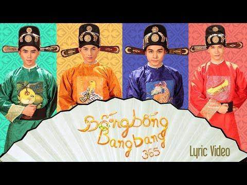 365DABAND - BỐNG BỐNG BANG BANG LYRIC VIDEO (TẤM CÁM: CHUYỆN CHƯA KỂ OST)