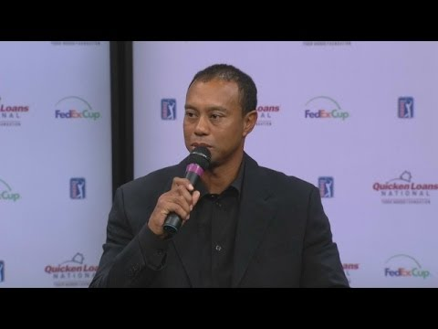 Tiger Woods gives update on his back