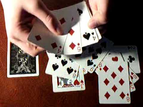 O'Henry Jazz Aces Trick and Tutorial