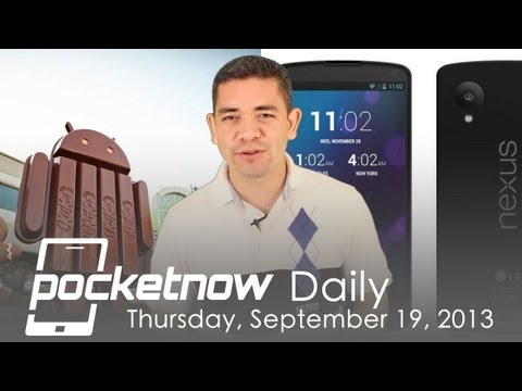 Google Nexus 5 dates, Quickoffice goes free, Microsoft admits defeat & more - Pocketnow Daily
