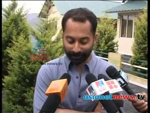 Fahadh Faasil respond on National award winning film North 24 Kaatham